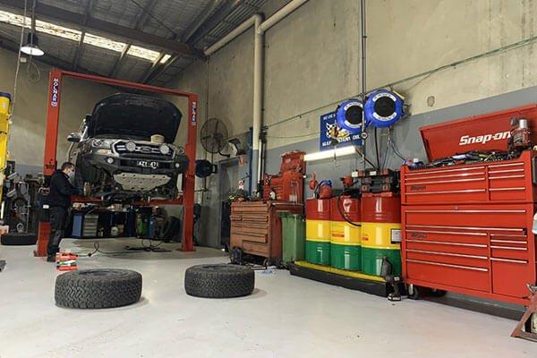 Car Servicing Greensborough
